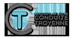 Logo Ecole de conduite Troyenne