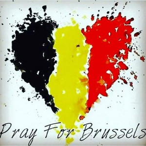 prayforbrussels‬